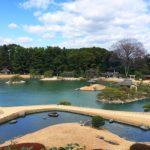 岡山県の後楽園